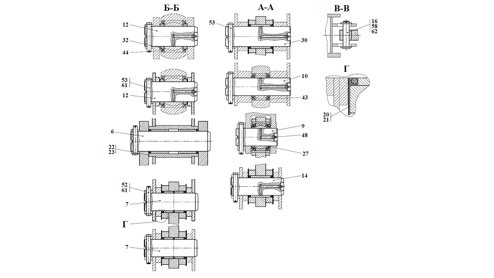 Оборудование погрузочное 342В.14.00.000, 342В.24.00.000, 342В.24.00.000-Б, 342C4.14.00.000
