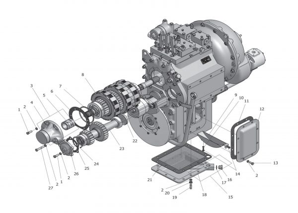 ГМП У35.615-00.000-08